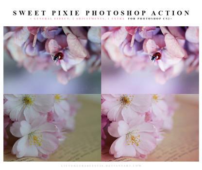 Sweet pixie Photoshop Action