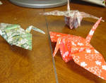 Origami Crane Guide