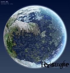 Planet 003 by Peristrophe