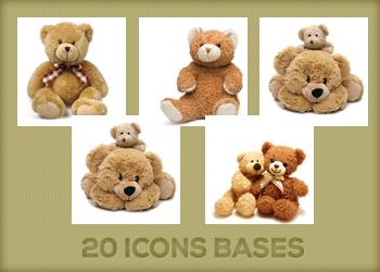 Toys - Icons Bases by Monikanarnia