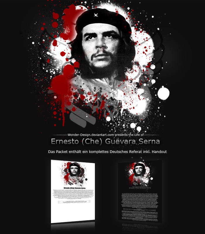 account of the life of ernesto guevara Che guevara's story is an incredible one, but so is juan martin's he spent more than eight years as a political prisoner in argentina in the late 70s and early 80s under the rightwing junta, while he and his family are still revered in cuba because they are relatives of the legendary che does he think the.