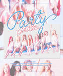 #PNG/Renders Girls'Generation -Party
