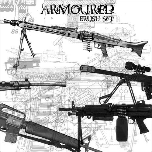 Armoured by XenomorphAkA