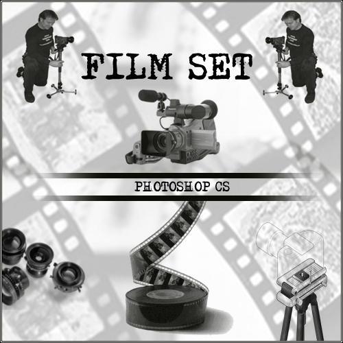 Film Set by XenomorphAkA