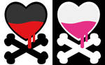 Dying Heart Vector