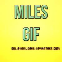 GIFMiles by BelieveInJonas