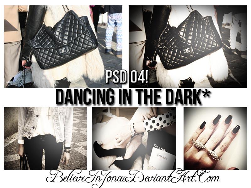 DancingInTheDarkPSD by BelieveInJonas
