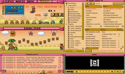 Super Mario 3 -- World 2