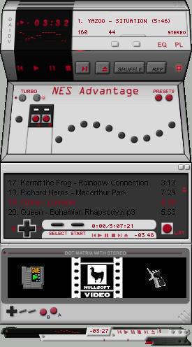 Nintendo NES Amp by luigihann