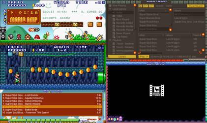 Super Mario Bros 1 Remix by luigihann