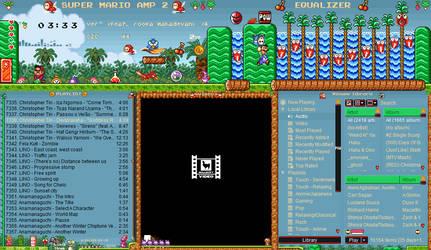Super Mario Bros 2 Remix by luigihann