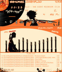 Anime - Samurai Champloo by luigihann