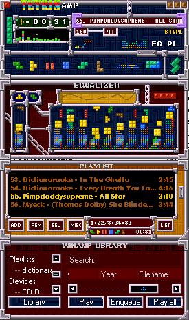 TetrisAmp ver 2.9 by luigihann