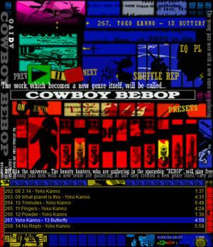 Cowboy Bebop - Tank
