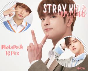 PHOTOPACK STRAY KIDS (IVY Club Behind Story)