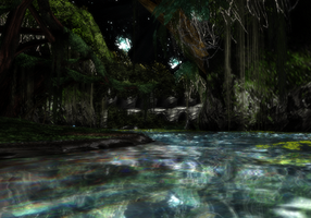 Jungle Pond DL by Reseliee
