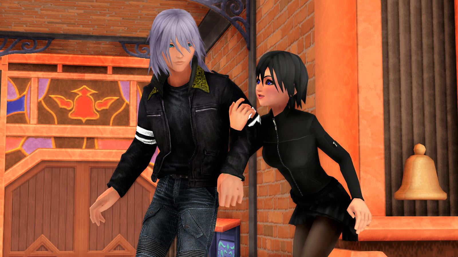 Reality Lost (models DL) by KohakuUme6