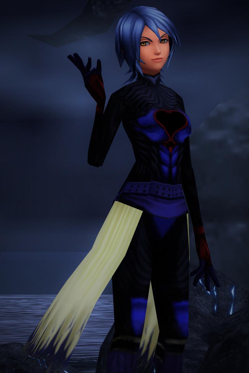 Dark Aqua DL by KohakuUme6