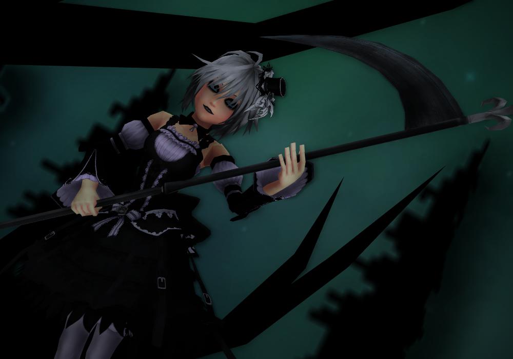 Doll, the Reaper by KohakuUme6