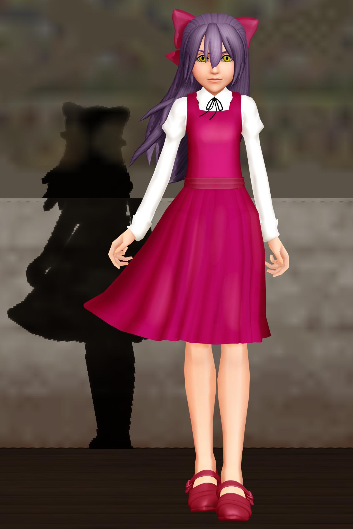 KH Style Ellen by KohakuUme6
