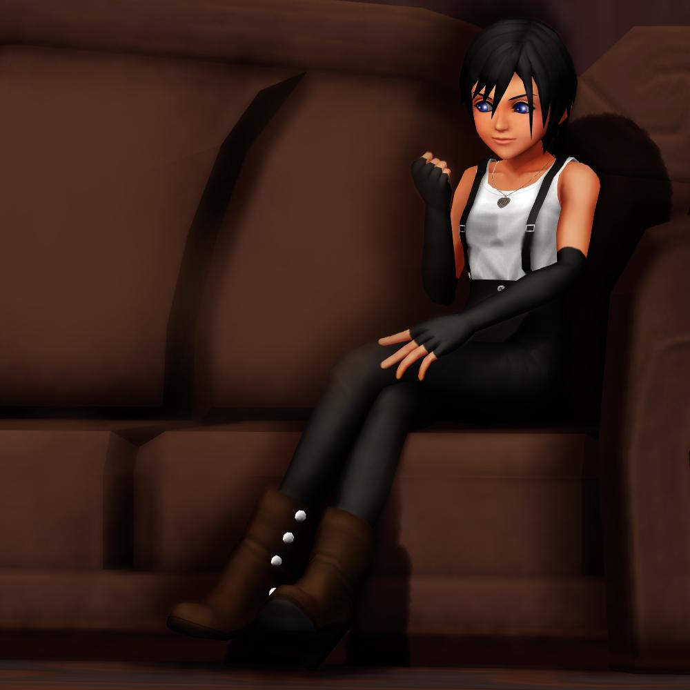 Xion (some sorta outfit) DOWNLOAD by KohakuUme6