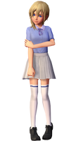 Namine (Simple Dress) DOWNLOAD by Reseliee