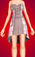 Valentine Dress DOWNLOAD by Reseliee
