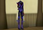 Evil Suit Base DL