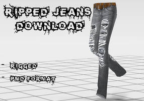 Ripped Jeans DOWNLOAD by Reseliee