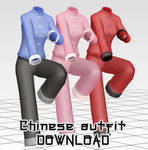 Chinese outfit DOWNLOAD