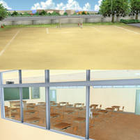 Sports field + Classroom DOWNLOAD by Reseliee