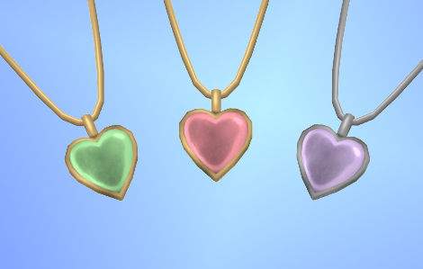 Sweet Valentine Pendant DOWNLOAD by Reseliee