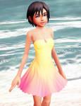 Xion (Seashell Dress) DL