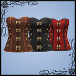 Steampunk Corset DOWNLOAD