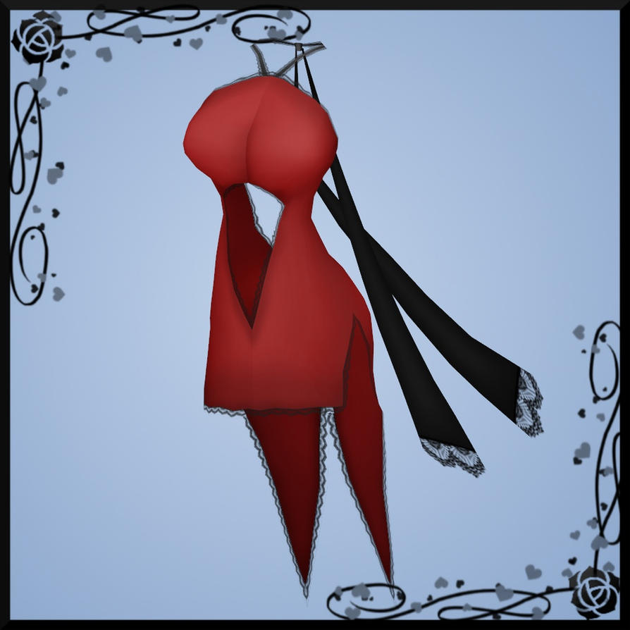 Flaunt Dress DOWNLOAD by Reseliee