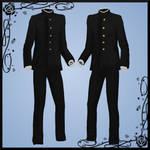 Male School Uniform DOWNLOAD