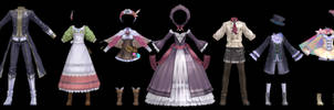 Atelier Clothes Pack 2 DOWNLOAD