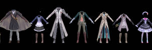 Atelier Clothes Pack 3 DOWNLOAD