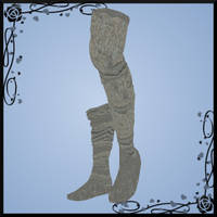 Uneven Socks DOWNLOAD by Reseliee