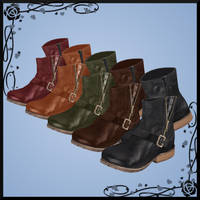 Mina Boots DOWNLOAD by Reseliee