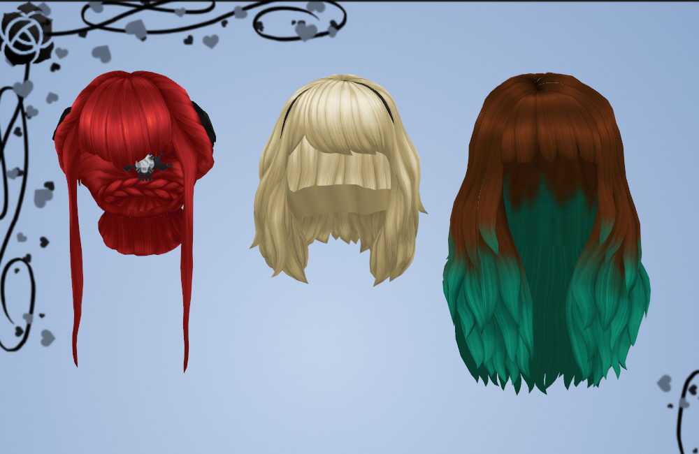 Sims 4 Female Hair Pack Download By Reseliee On Deviantart