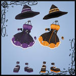 Pangya Halloween Outfit 1 DOWNLOAD