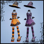 Pangya Halloween Outfit 2 DOWNLOAD