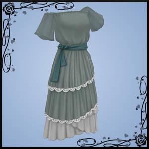 Sage Dress DOWNLOAD