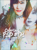 PSD Coloring #01 by LittleLeaf2k