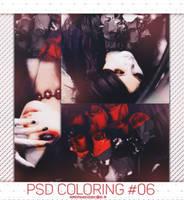 PSD Coloring #06 by LittleLeaf2k
