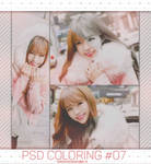PSD Coloring #07
