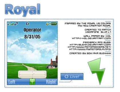 Royal.SLVR.L7 by bLeHh