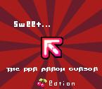 DDR Arrow Cursor Cherry Edtion by KaldeaOrchid