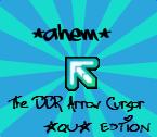 DDR Arrow Cursor Aqua Edtion by KaldeaOrchid